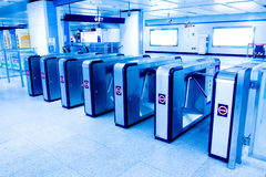 turnstile Stock Images