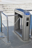 Turnstile Royalty Free Stock Photography