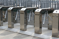 Turnstile Royalty Free Stock Images