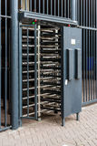 Turnstile Royalty Free Stock Photo