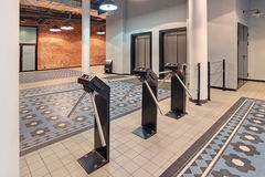 Turnstile Stock Photography