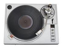 turntable выреза стильный Стоковая Фотография RF