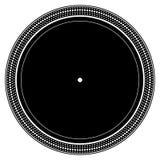 turntable плиты Стоковая Фотография RF