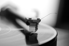 Turntable Royalty Free Stock Photography