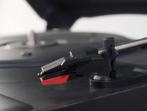 Turntable Stock Photo
