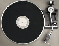 Turntable Stock Image