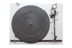 turntable Photographie stock