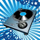 Turntable Royalty Free Stock Images