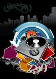 Turntable Royalty Free Stock Image