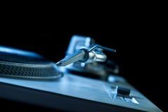 turntable dj Стоковое фото RF