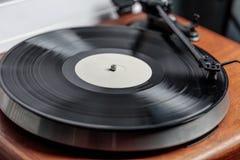 Turntable hi-fi Стоковое Фото