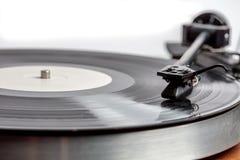 Turntable hi-fi Стоковое Изображение