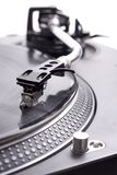 Turntable record player Royalty Free Stock Photography