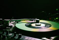 jamaican vinyl turntable stock photography