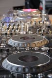 Turntables 1508 Royalty Free Stock Photography