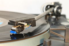Turntables, pickup Stock Photos