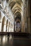Turo Katedralny UK GB Zjednoczone Królestwo Fotografia Royalty Free
