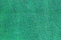 turqoise膏药墙壁背景 免版税图库摄影