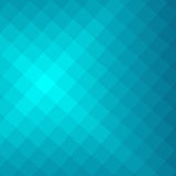 Turqoise geometric abstract background stock illustration