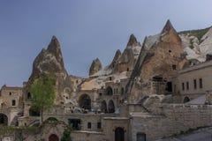 Turquía Cappadocia cuevas Goreme foto de archivo