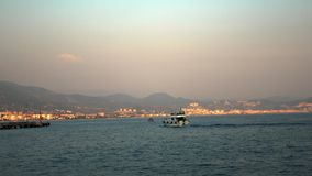 Turquía una del destino turístico más popular de la Riviera turca Localizado en la provincia de Antalya almacen de video