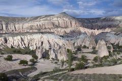 Turquia, Cappadocia Imagem de Stock Royalty Free