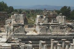 Turquia, Ephesus Fotografia de Stock