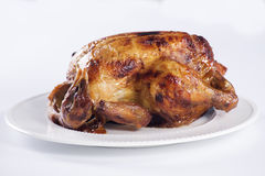 Turquia grelhada Imagens de Stock Royalty Free