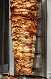 Turquia, Istambul, kebab turco Imagens de Stock