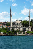 Turquia, Istambul, mesquita de Beylerbeyi Imagens de Stock Royalty Free