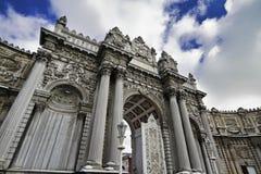 Turquia, Istambul, palácio de Beylerbeyi imagem de stock royalty free