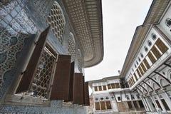 Turquia, Istambul, palácio de Topkapi Imagem de Stock