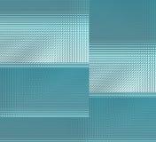 Turquise Hintergrund Stockfotografie