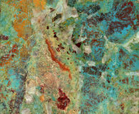 turquoise photographie stock