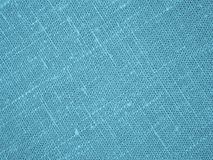 Turquoise Backround - Linen Canvas - Stock Photo