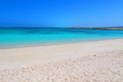 Turquoise bay, Cape Range National Park, Western Australia Stock Images