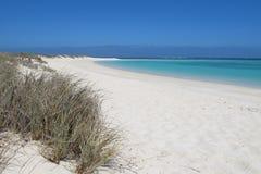 Turquoise Bay, Cape Range National Park, Western Australia Stock Photo