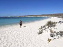 Turquoise bay, Ningaloo Coast, Cape Range National Park, Western Stock Images