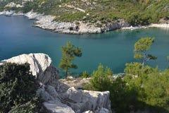 Turquoise bay Stock Image