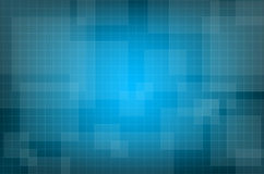 Turquoise blue abstract background Royalty Free Stock Photos