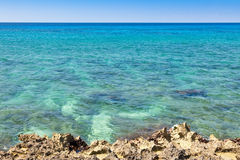 Caribbean Sea Stock Photography