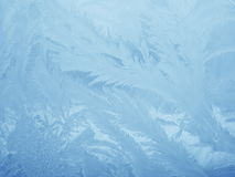 Turquoise Blue ice background - Christmas stock photos Stock Photography
