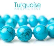 Turquoise close-up Royalty Free Stock Image