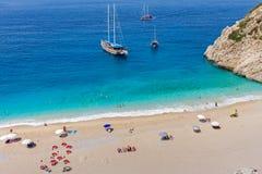 Turquoise Coast. In Antalya, Turkey Royalty Free Stock Photos