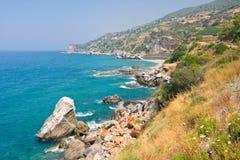 Turquoise coast of Turkey Royalty Free Stock Photography