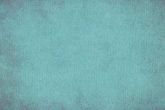 Turquoise dotted grunge texture, background stock photography