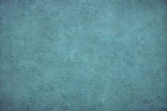 Turquoise dotted grunge texture, background royalty free stock photo