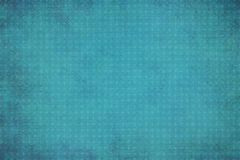 Turquoise dotted grunge texture, background Royalty Free Stock Photography
