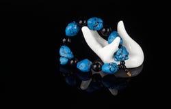 Turquoise gem Stock Image