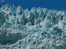 Turquoise Glacier Ice Royalty Free Stock Images